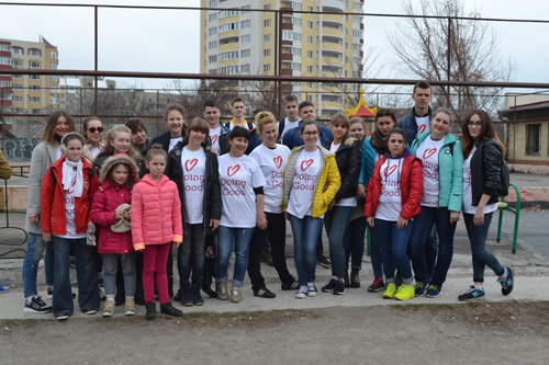 community 2017 cherkassy playground