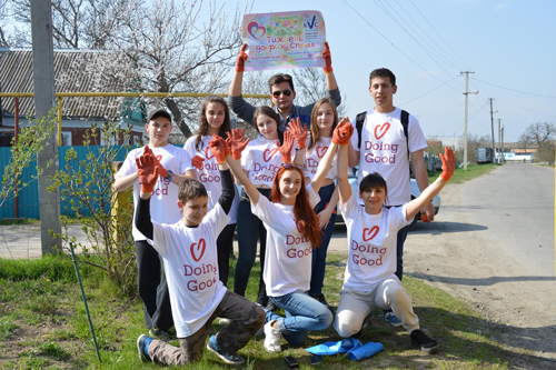 community 2017 kherson cleaning 2