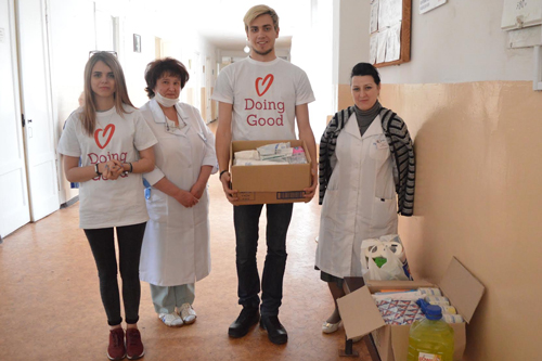 community 2017 krivoy rog hospital