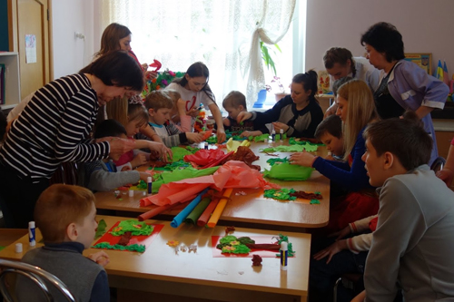 community 2017 nikolaev children